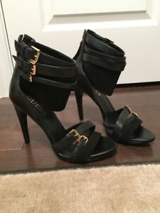 Guess Black High Heel Shoes