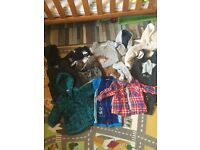 Lovely bundle of boys clothes 3-6months