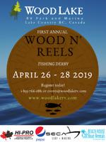 First Annual Wood N' Reels Fishing Derby