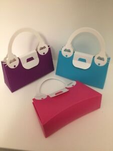 Gift/favor Hand bag boxes - $15 for the 24 boxes