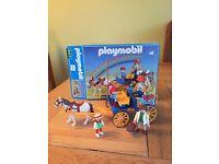 Playmobil Horse & Wagon