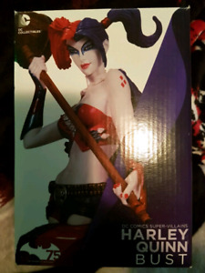 Harley Quinn Collectables
