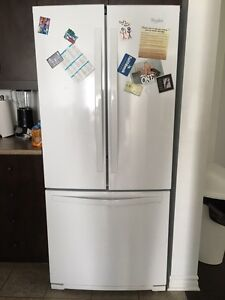 Complete home appliances and white dressers