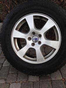 Volvo XC60 winter tires