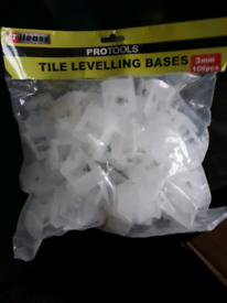 Tiling floor wedges 10 bags