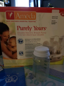 AMEDA Purely Yours Breast Pump Electric