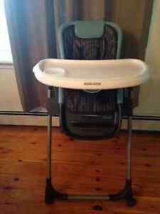 Maxi-Cosi Piazzo High Chair Excellent Condition