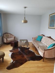 Furnished room for Dec 1st