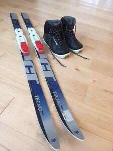 Ensemble ski de fond enfant