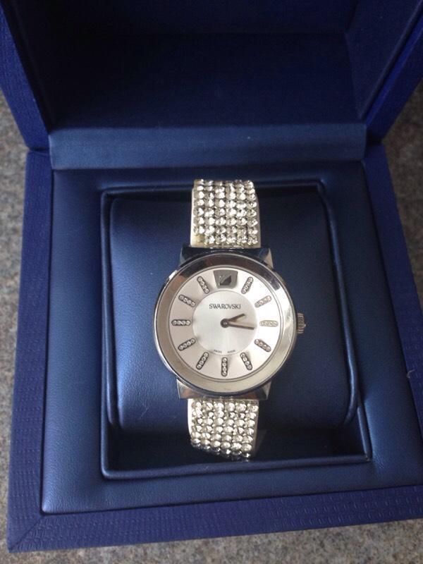 Swarovski Diamond Watch In Lisvane Cardiff Gumtree