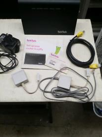 TalktalkHuawei HG633 Wireless AC ADSL Modem Router