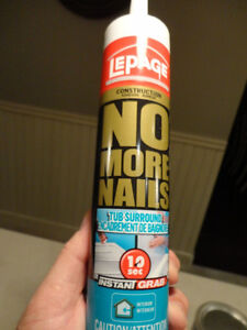 All New Tubes Of Lepage and Mono Adhesives and Sealants $4 plus Kitchener / Waterloo Kitchener Area image 7