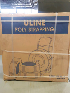 """ULINE 1/2"""" Poly Strapping"""