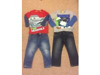 Boys clothes bundle 2-3 years