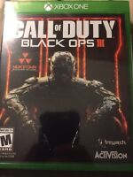 Brand New! Black Ops 3! 60$ firm  not opened