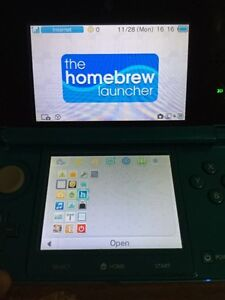 Arm9loaderhax 3ds modded London Ontario image 2
