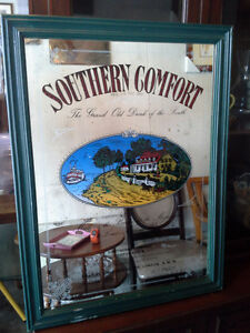 Southern Comfort Mirror Picture