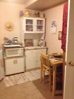 FURNISHED ROOM ON LOWER LEVEL-AIRDRIE