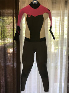 Roxy Syncro 4/3 mm Womens Wetsuit