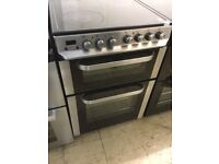 Servis Stainless Steel Electric Cooker full size 60cm wide,