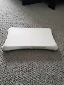 Wii balance board with silicone sleeve