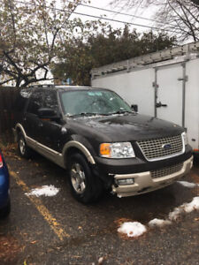 2006 Ford Expedition King Ranch SUV, Crossover
