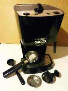 Espresso machine for sale.  (Will make a good Christmas present) Kitchener / Waterloo Kitchener Area image 1