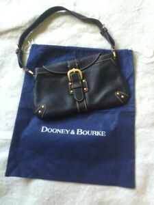 Authentique sac de cuir  Dooney et Bourke