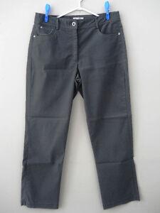 Pantalon Femme couleur kaki Week End Zone (Gr 12 ans)