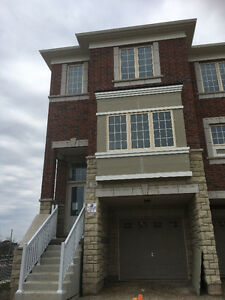 SEPT 1 - Steeles and Chinguacousy - NEW TOWNHOUSE RENTAL