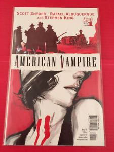 American Vampire (2010) 1 written by Scott Snyder