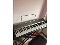 Casio play along LK-120 keyboard