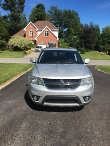 2011 Dodge Journey R/T SUV, Crossover
