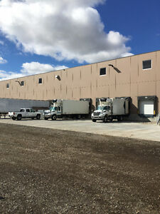 Dry Warehouse Storage Available in CALGARY