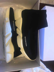 Balenciaga Speed Trainer- 2 pairs available.