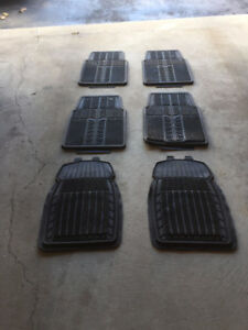 All Weather Mats for Dodge Grand Caravan