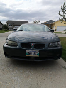2000 Pontiac Grand Prix GTP Coupe (2 door)