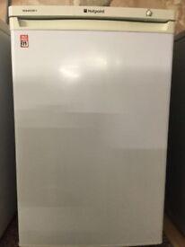 Hotpoint under counter freezer 54cm wide