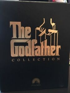 The Godfather VHS movies