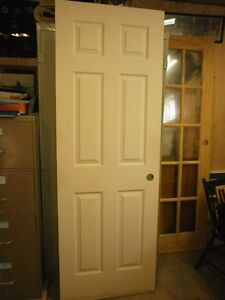 """Passage door, 28"""" - hollow, good condition, never installed Kawartha Lakes Peterborough Area image 3"""