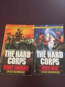 selection of Military Paperbacks
