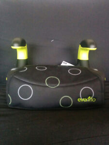 Evenflo Amp LX Booster car seat