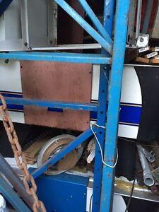 Dynamo air hockey arcade style