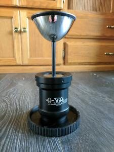 360 Degree Lens for SLR
