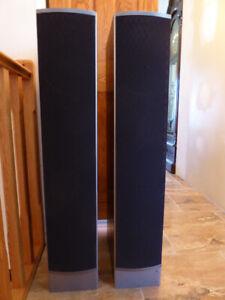 Polk Audio RTi10 Floor Standing Speakers - One Pair