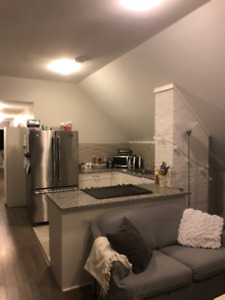 1 or 2 Bedroom Sublet Available South End Halifax May - Aug
