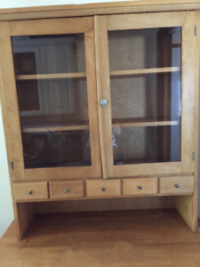 For Sale:  Antique Hoosier Cabinet