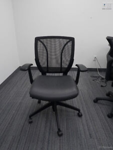 Mesh Chair, great condition! Call us today!