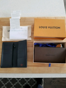 Authentic Louis Vuitton Brazza wallet Limited Edition