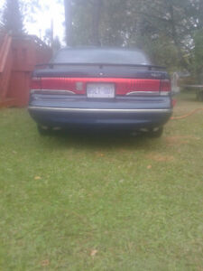 1996 Mercury Cougar XR7 SUPERCHARGED Coupe (2 door)